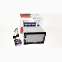 2din Магнитола Pioneer 7043 USB, BT, SD пульт на руль
