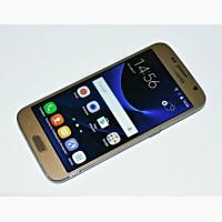 Samsung Galaxy S7 5 дюймов, 2 сим(или 1 сим+карта памяти)4 ядра, 8 Мп
