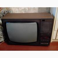 Продам цветной советский телевизор
