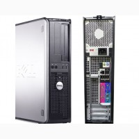 Компьютер Dell OptiPlex 380 - 2 ядра 3 ГГц / 2 ГБ DDR3 / 250 ГБ / DVD-RW
