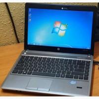 Компактный ноутбук HP ProBook 4340s (core i3, 4 гига, 3 часа)