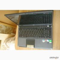 Ноутбук MSI CX600 по запчастям