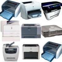 Продажа лазерных принтеров б/у, для офиса и дома