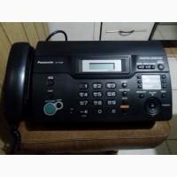 Телефон/факс Panasonic KX-FT938