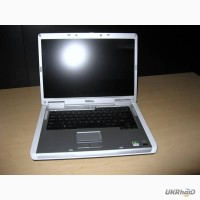 Нерабочий ноутбук Dell Inspiron 1501 на запчасти