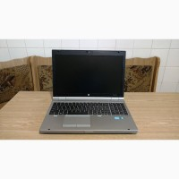 HP Elitebook 8560p, 15, 6#039;#039;, i5-2520M, 8GB, 500GB, ATI Radeon HD 6470M 1GB, добра батарея, ліц.Win