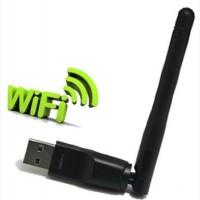 Wi-Fi USB адаптер с антенной
