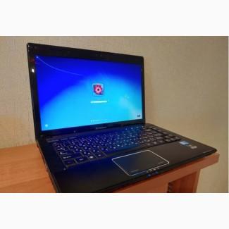 Надежный, игровой ноутбук Lenovo G460 в хорошем состоянии