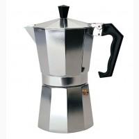 Гейзерная кофеварка A-PLUS на 3 чашки (2081) из аллюминия
