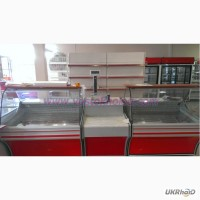 Торговое холодильное оборудование б/у. Витрины б/у. Шкафы холодильные б/у. Стеллажи б/у