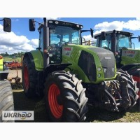 Сельхозтехника CLAAS. Трактор Claas Axion 820