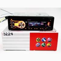 DVD Автомагнитола Pioneer 3227 USB+Sd+MMC съемная панель