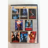 DVD диск фильмы 8 в 1