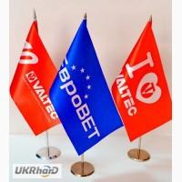 Изгтовление флагов и флажков под заказ