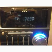 Музыкальный центр JVC с USB