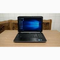 Ноутбуки Dell Latitude E5520, 15, 6#039;#039;, i5-2520M, 8GB, 500GB. Win 10Pro + офісні. Гарантія