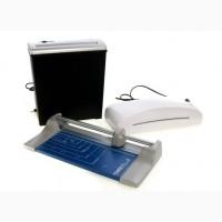 Комплект офисного оборудования, 3 в 1 ALDI бежевый-черный R2-110353_01