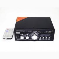 Усилитель BM AUDIO BM-699BT USB Блютуз 300W+300W 2х канальный
