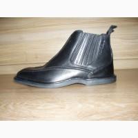 Продам новые кожаные мужские ботинки CAMEL ACTIVE.Размер 6, 5