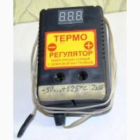 Терморегулятор ЦТР-2 для диапазона температур -50.+125 C. Радиодетали у Бороды