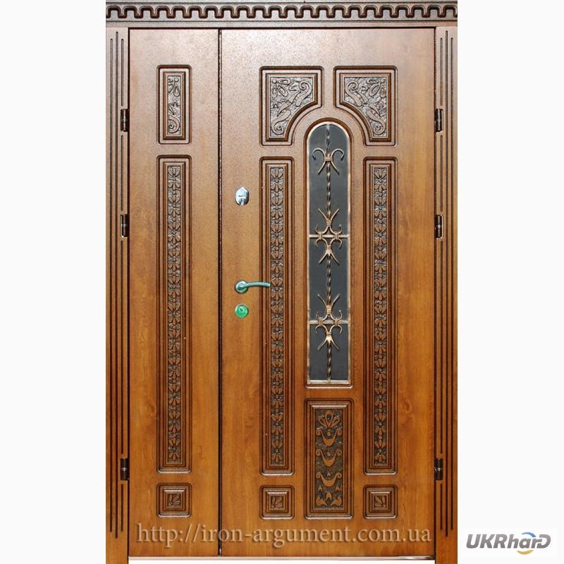 входние двери с патини