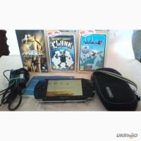 Игровая приставка Sony PSP 3008 Black