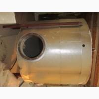 Емкость стальная - бойлер, объем 3, 9 куб.м., вертикальная