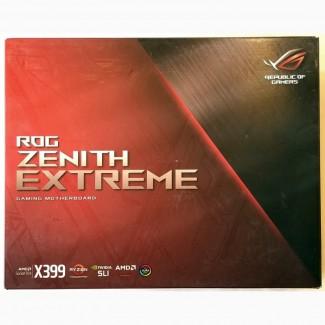 Материнcкая плата ASUS ROG ZENITH EXTREME X399 Новая