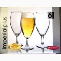 Бокал для пива Imperial Plus 490 мл 6 шт
