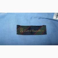 Мужская рубашка Lord Hamilton 39-40 классического кроя с длинным рукавом новая