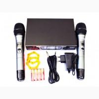 Радиосистема Shure SH-999R база 2 радиомикрофона