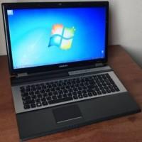 Большой игровой ноутбук Samsung RF710 (как новый)