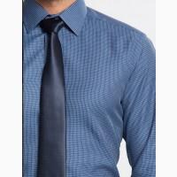 Мужская рубашка Walbusch extraglatt bügelfrei Германия 41 новая оригинал