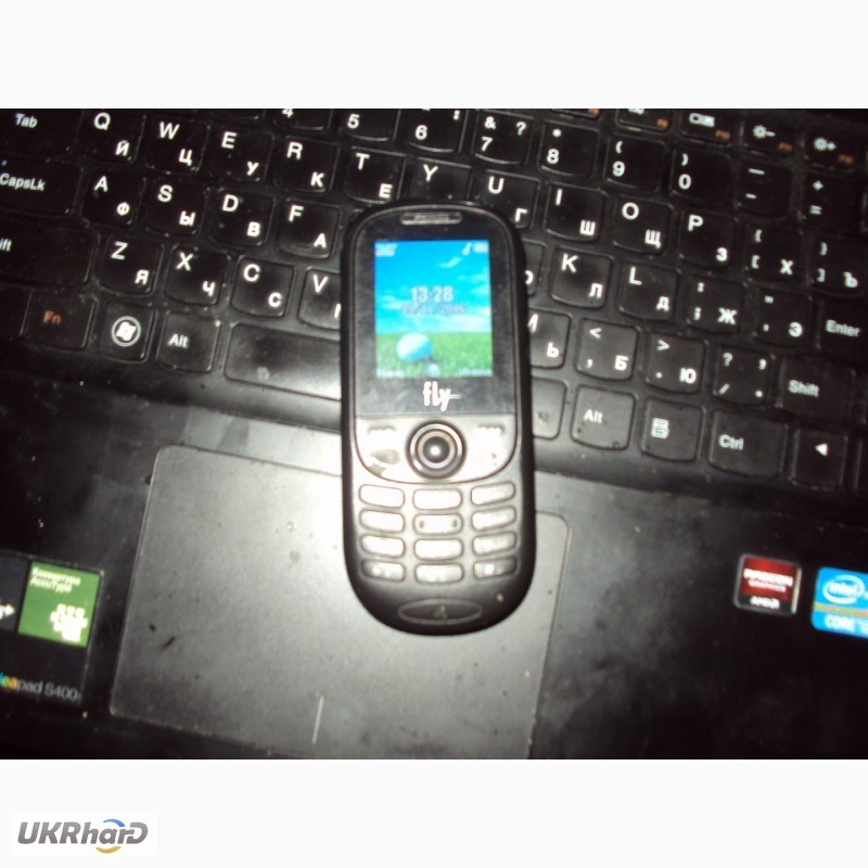 Фото 2. Телефон Fly DS103