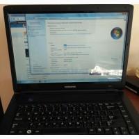 Двухядерный ноутбук Samsung R509