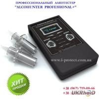 Цифровой алкотестер с высокой точностью измерений