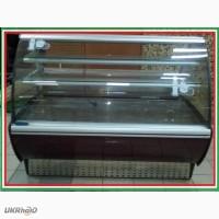 Холодильная витрина кондитерская б/у Тecfrigo Splendida 165 Италия