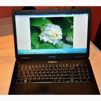 Надежный 2-х ядерный ноутбук eMachines E527