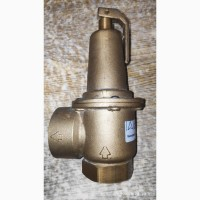 Предохранительный клапан 3 бар DUCO Тип К, 1 1/2В х 2В «AFRISO»