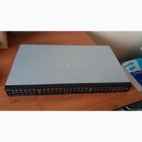 Управляемый свич, комутатор Cisco SF300-48, 48 портов