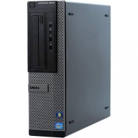 Системный блок (компьютер, ПК) Dell OptiPlex 3010 / Core i3-3220 / 4 ГБ / 250 ГБ / DVD-RW