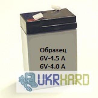 КУПЛЮ аккумуляторы-6V-4.5A