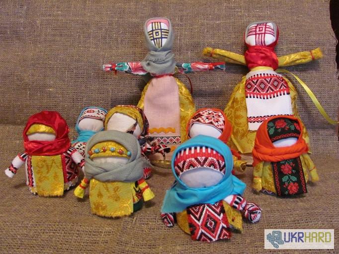 Куклы обереги украинские своими руками