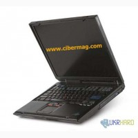 Ноутбук IBM ThinkPad T30 +LPT COM порт RS-232