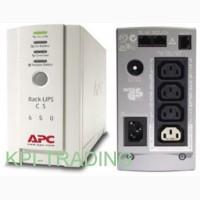 Джерело безперебійного живлення APC Back-UPS CS 650 VA (BK650EI)