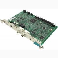 Panasonic KX-TDA0290CJ, плата цифрового интерфейса ИКМ-30 (E1) с сигнализацией ISDN PRI