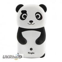 Оригинальный чехол для iPhone 4 Панда, силиконовый чехол Панда для iPhone