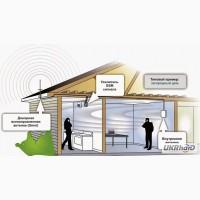 Усиление мобильной связи - установка gsm репитеров