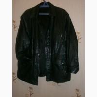 Куртка мужская натур кожа