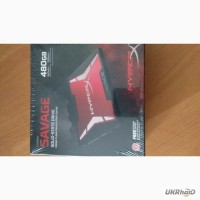 Продам SSD накопитель Kingston HyperX Savage SHSS3B7A/480G